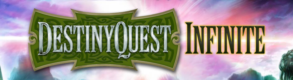 DestinyQuest Infinite logo